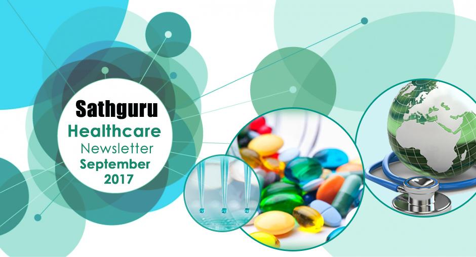 Healthcare Newsletter – September 2017