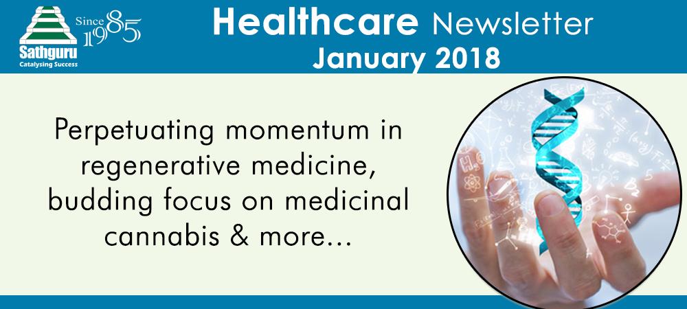 Healthcare Newsletter – January 2018