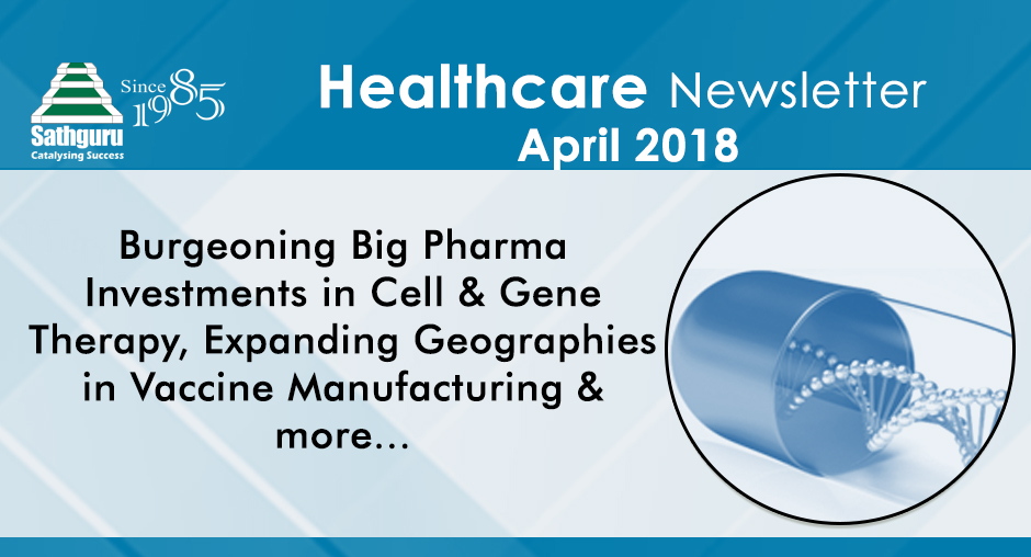 Healthcare Newsletter – April 2018