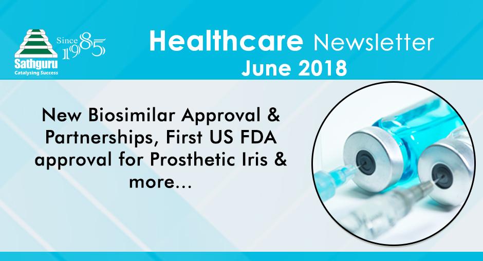 Healthcare Newsletter – June 2018
