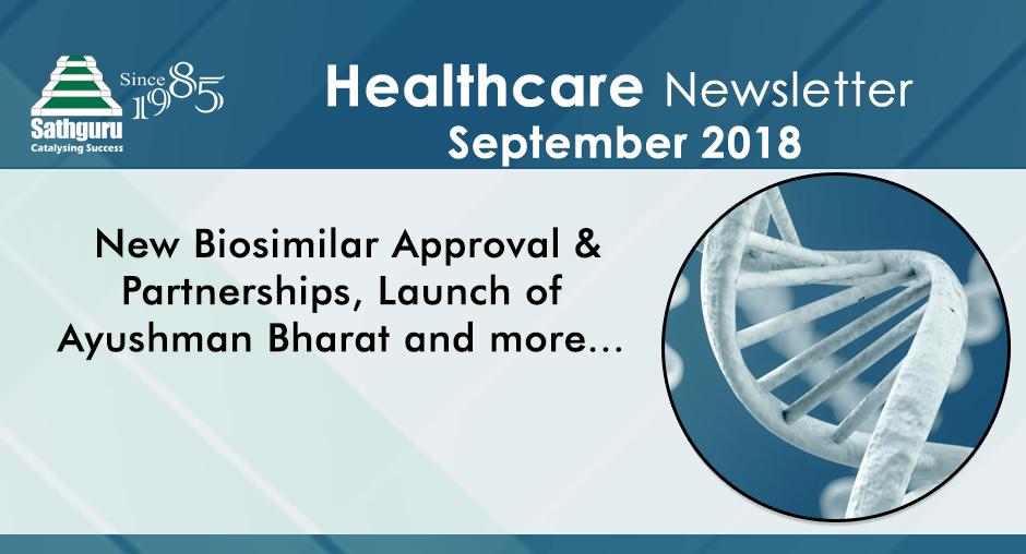 Healthcare Newsletter – September 2018
