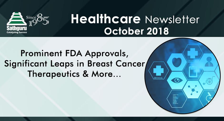Healthcare Newsletter – October 2018