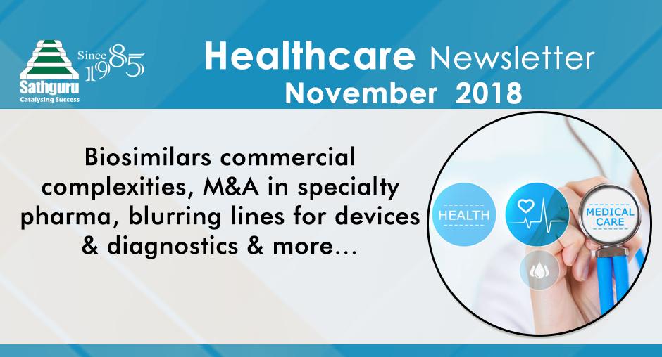 Healthcare Newsletter – November  2018