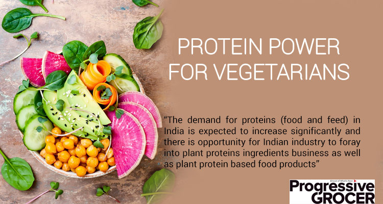Protein Power for Vegetarians