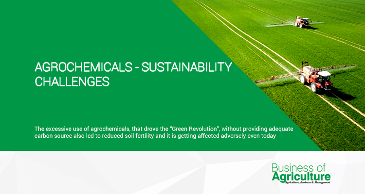 Agrochemicals – Sustainability Challenges