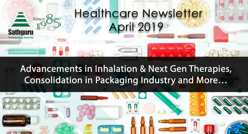 Healthcare Newsletter – April 2019