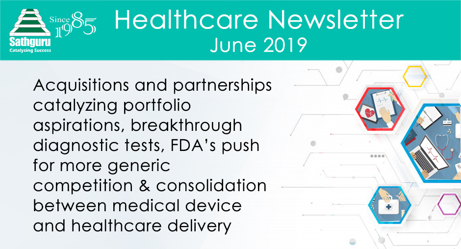 Healthcare Newsletter – June 2019