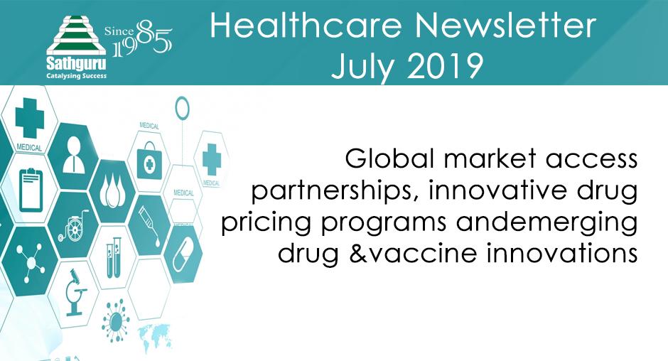 Healthcare Newsletter – July 2019