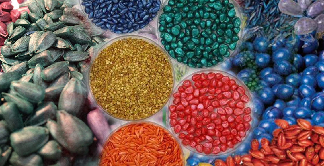 Biodegradable Seed Coatings-A Viable Solution for Microplastic Pollution!