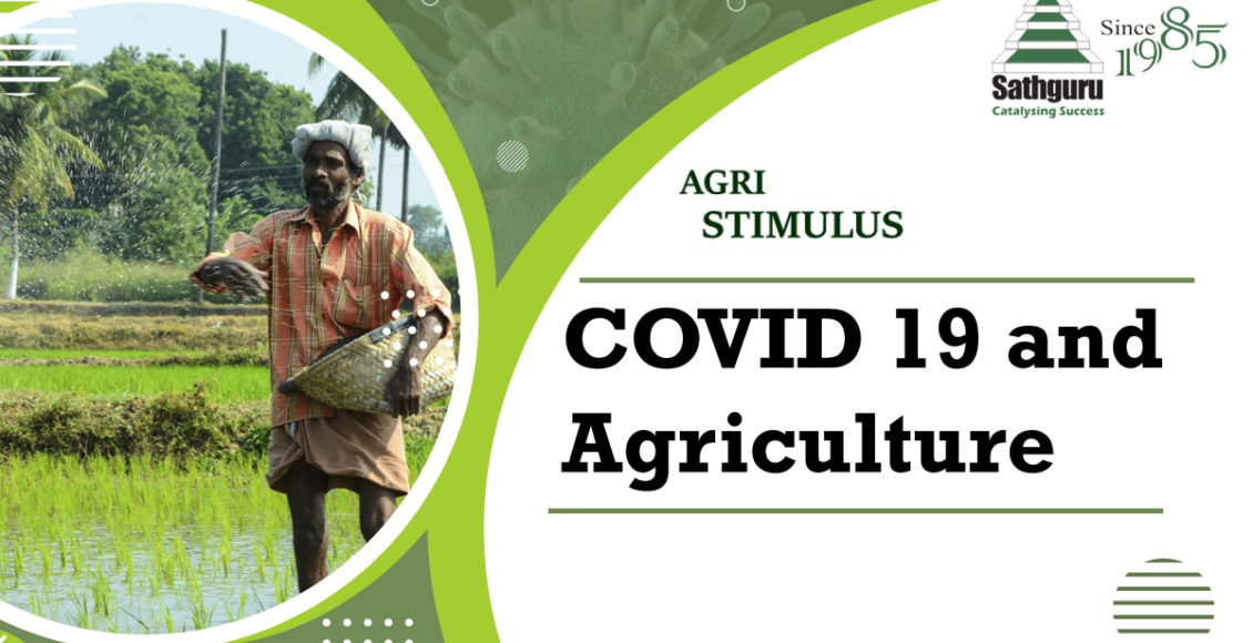 Agri Stimulus Newsletter – April 2020