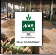 eNAM: Online Mandis bring Relief to Farmers