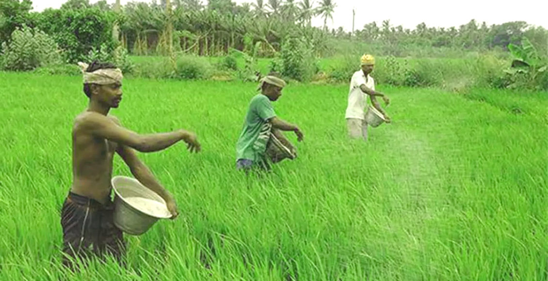 Initiative towards making agriculture a profitable business for farmers  in Telangana