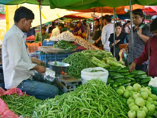 Farmgate Infrastructure Development a prelude to Enhance Economic Profile of farmers