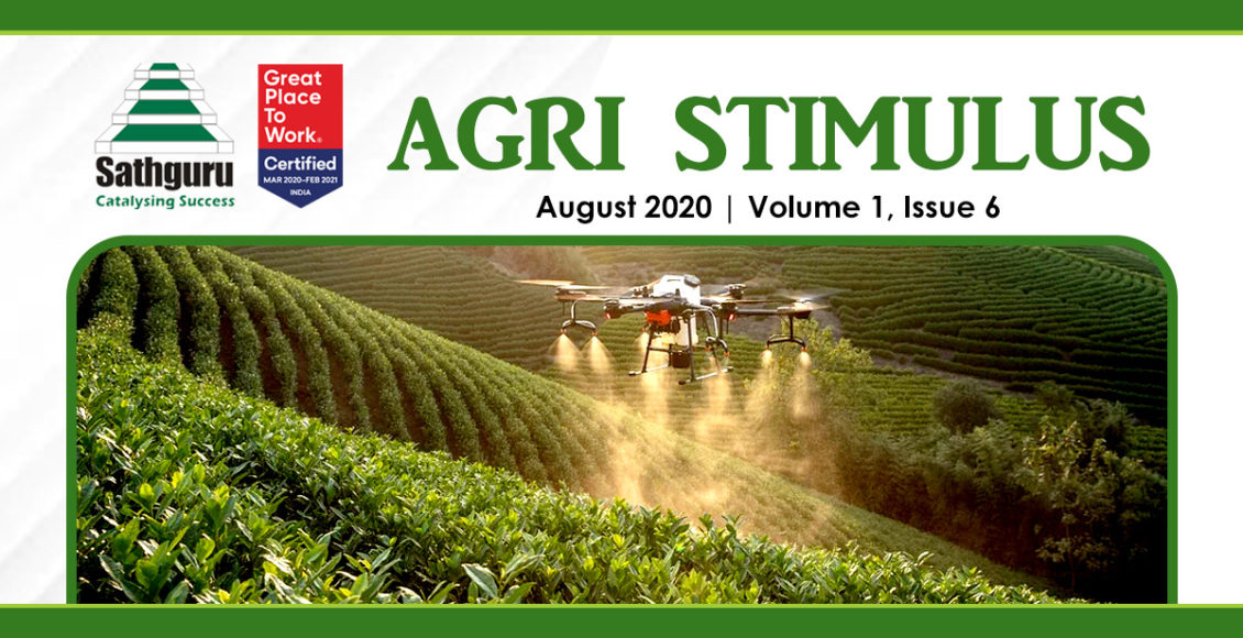 Agri Stimulus Newsletter – August 2020