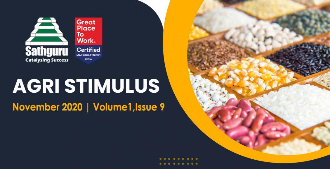 Agri Stimulus Newsletter – November 2020