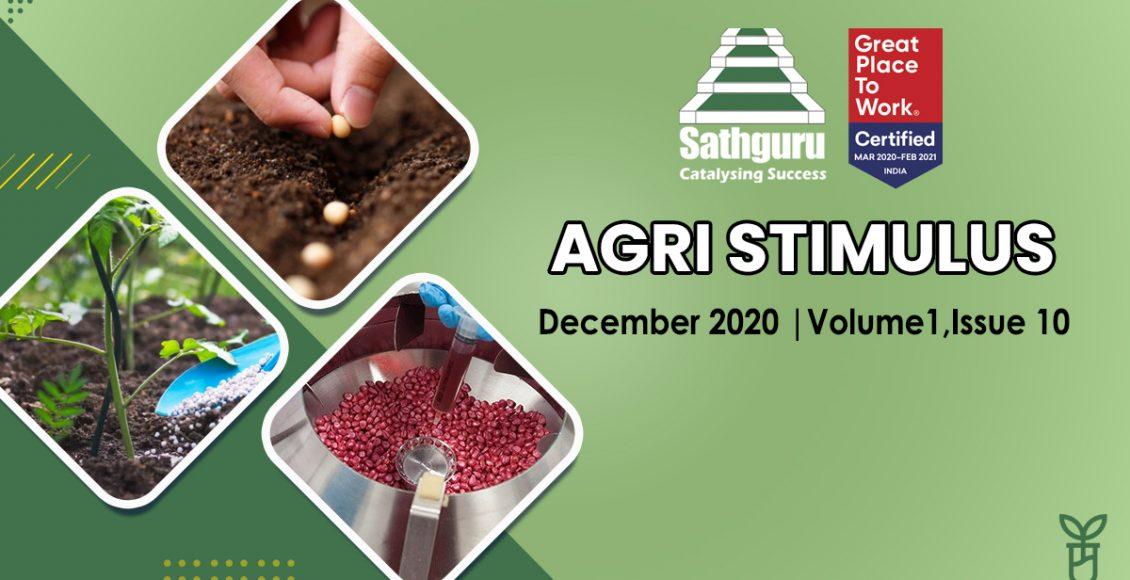 Agri Stimulus Newsletter – December 2020