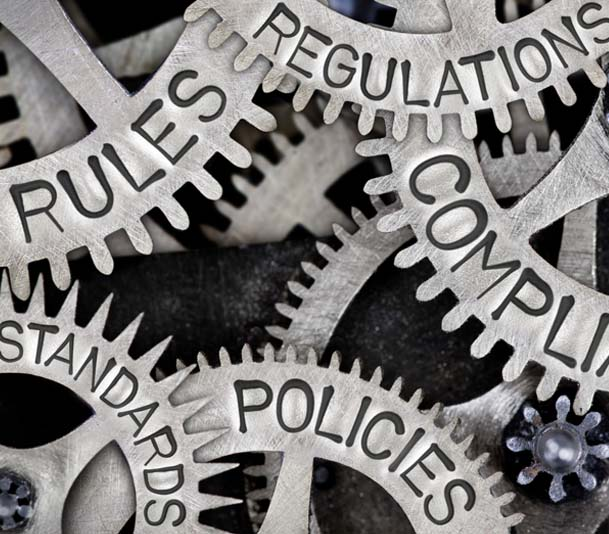 Policies and regulations impacting agriculture