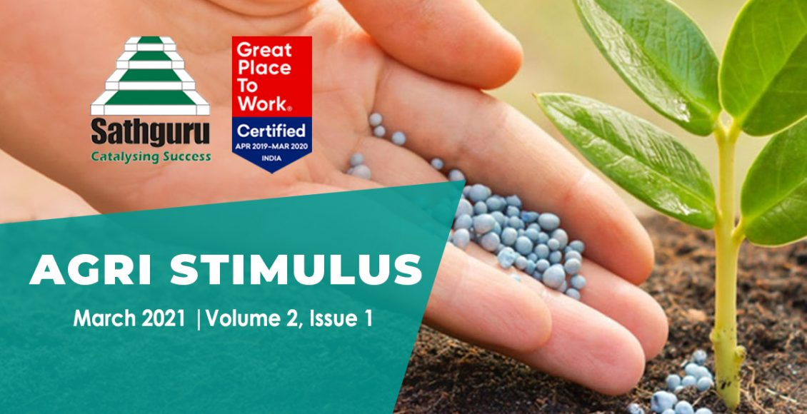 Agri Stimulus Newsletter March 2021