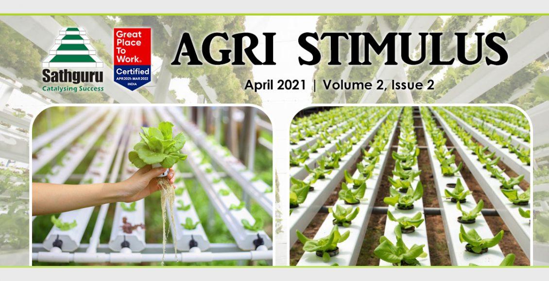 Agri Stimulus Newsletter April 2021